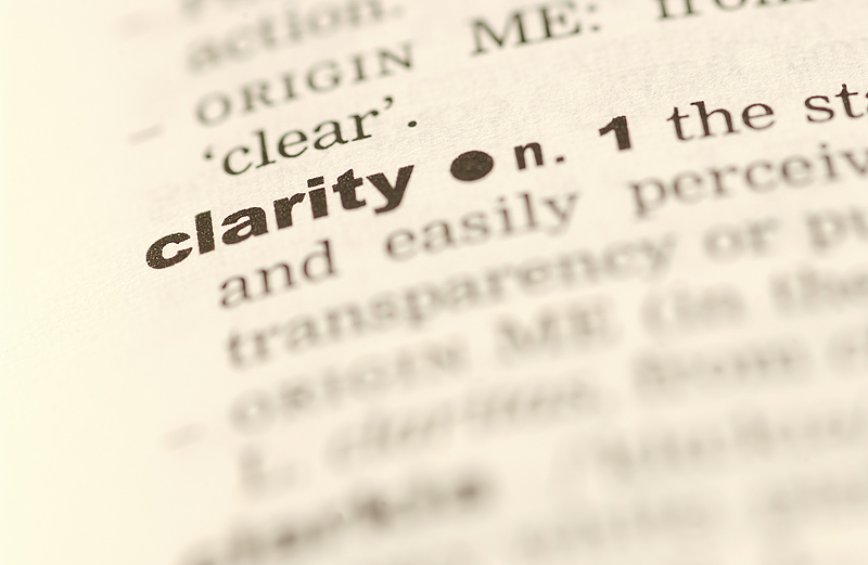 9 Steps to Clarity
